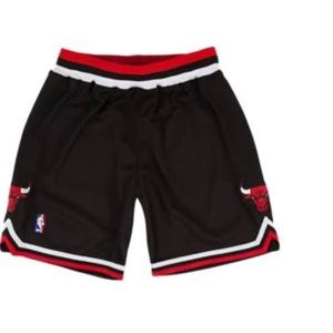 Mitchell & ness authentic chicago Bulls shorts